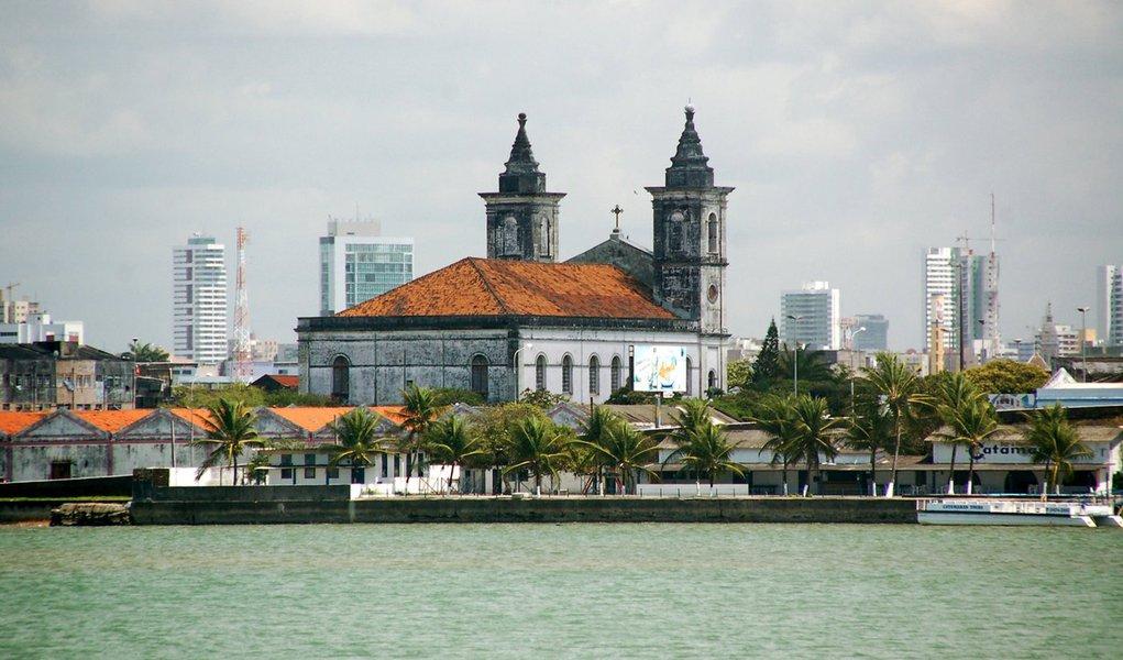 Modelo de urbanização em xeque na cidade do Recife