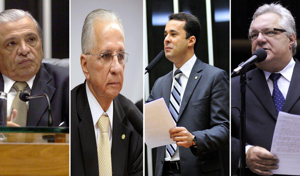 Quatro pernambucanos não assinam CPI