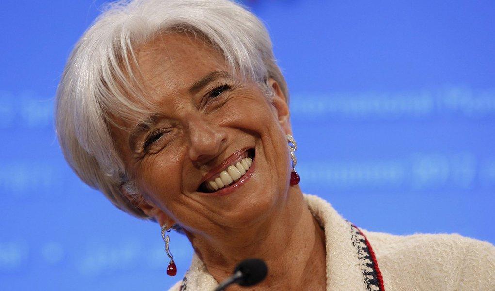 FMI recebe US$ 41 bilhões e se aproxima de meta de arrecadação