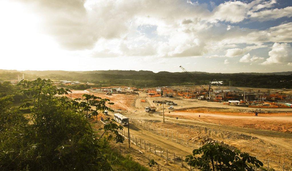 BNDES divulga financiamento do ProCopa