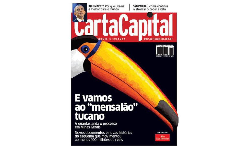 MP-MG acusa Carta Capital de usar documento forjado