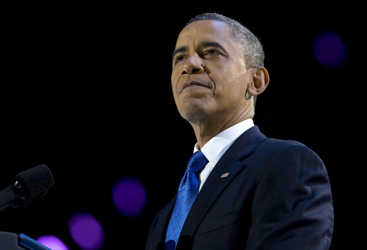 "Obama comemora fuga do ""abismo fiscal"""