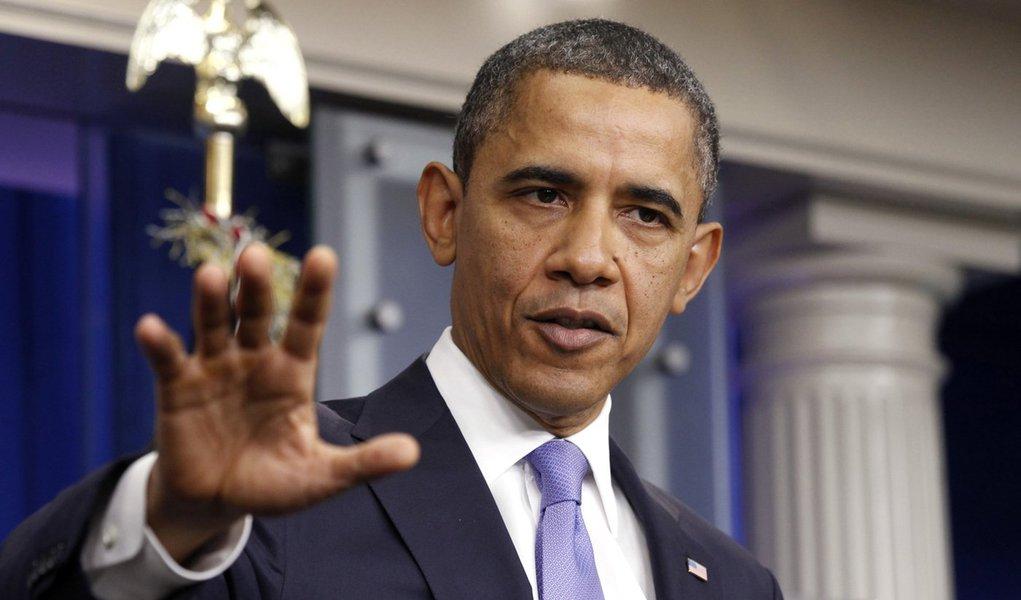 Obama promete criar empregos nos EUA em 2012