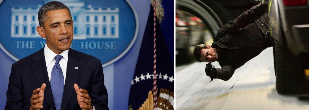 """Na prorrogação, Obama evita """"abismo fiscal"""""""