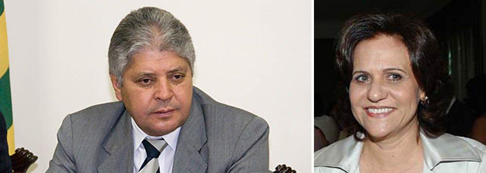 Convênios firmados por Alcides e Raquel tiveram desvio de R$ 7,5 mi