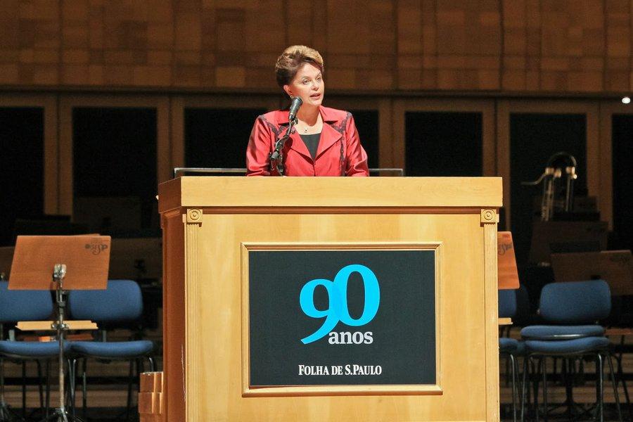 Dilma manda avisar: Lei de Meios, aqui, não!