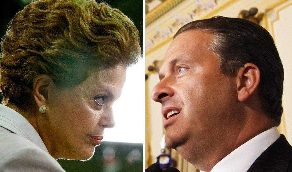 Dilma e Campos: encontro marcado em 2014?