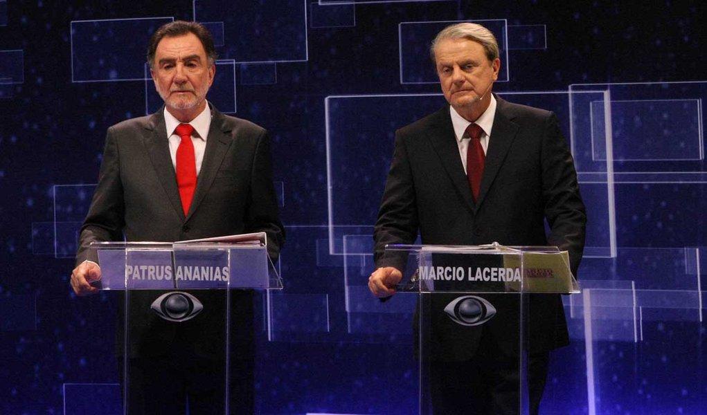 Primeira pesquisa de voto em BH dá 43% a Marcio Lacerda