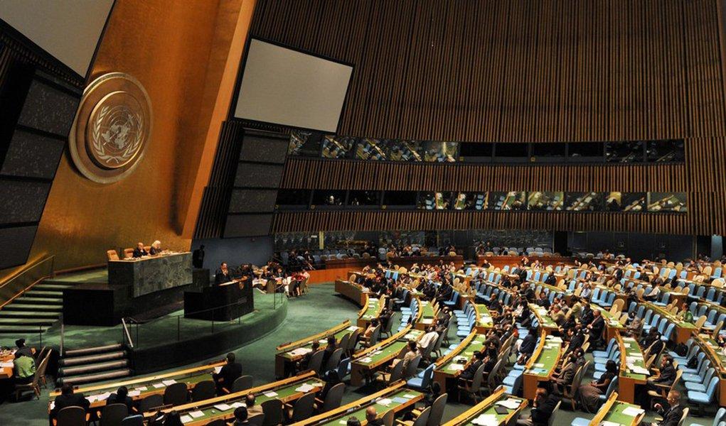 Assembleia da ONU condena Síria e exige transição política