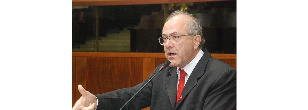 Mauro Rubem defende salários extras e vê PT na cabeça de chapa