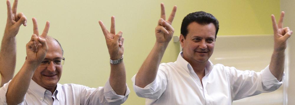 Paquerado por Alckmin, Kassab domina bastidores