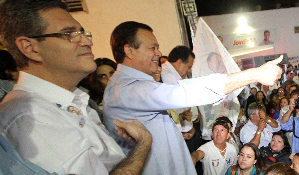 Francisco Jr. propõe pacto à militância da campanha