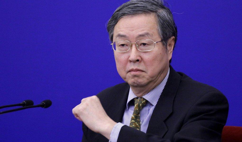 Não é o momento para liberalizar juros, diz BC da China