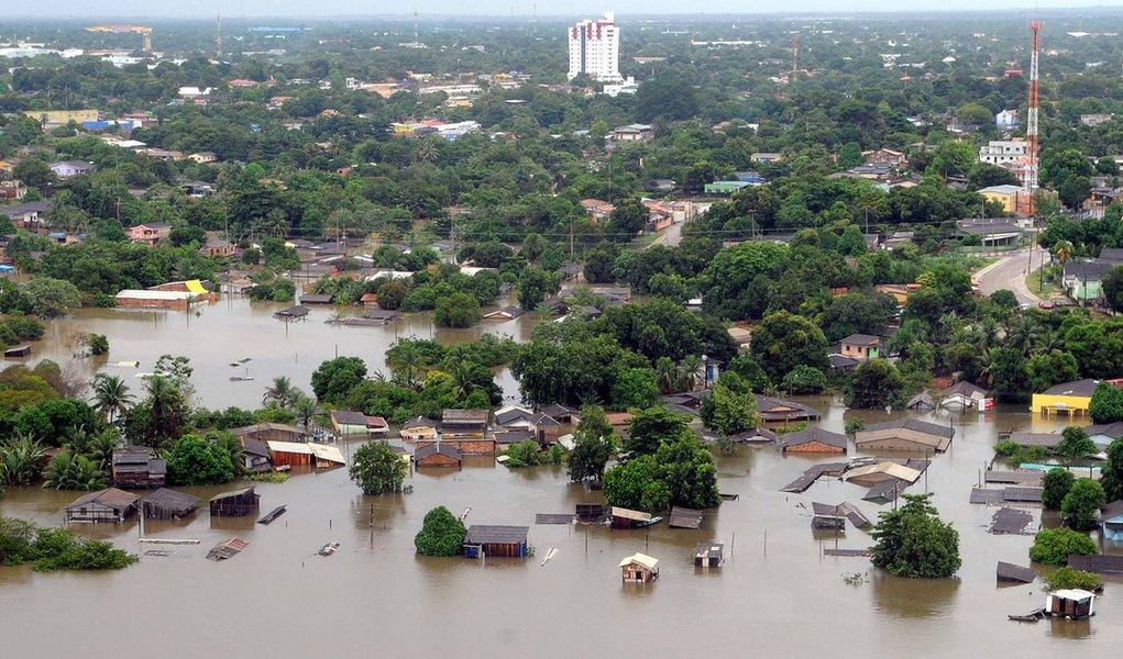 Governo faz balanço de ações para chuvas