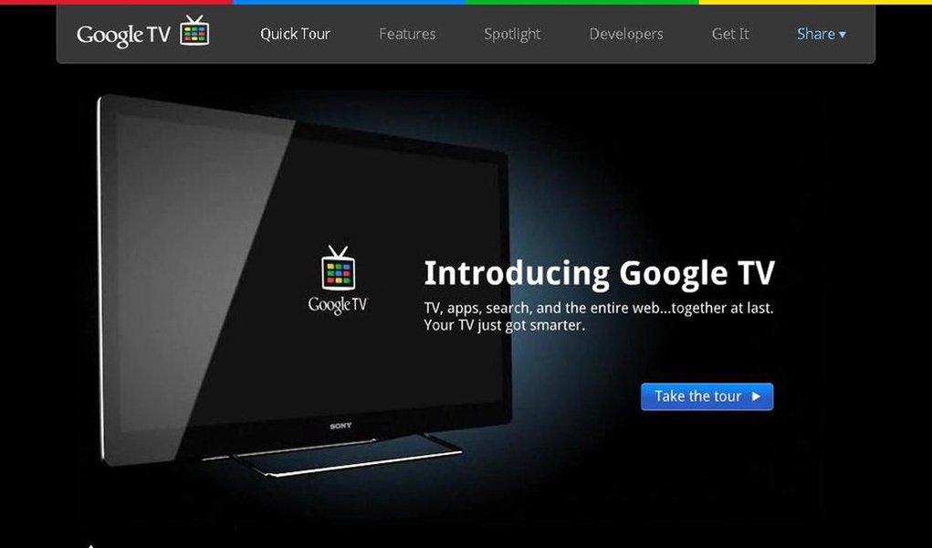 Google TV busca parcerias para desencantar