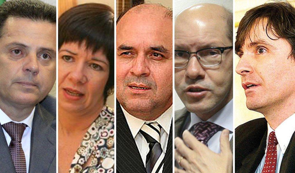 As estranhas relações do Ministério Público goiano