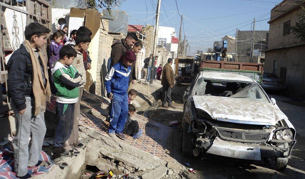 Ataques no Iraque matam 27 pessoas