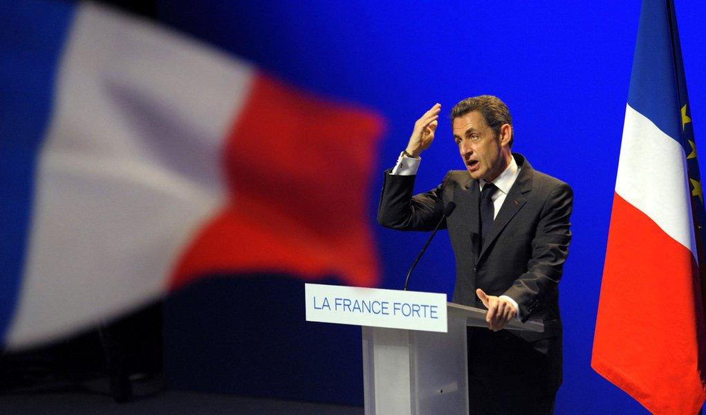 A partida ainda não terminou para Nicolas Sarkozy