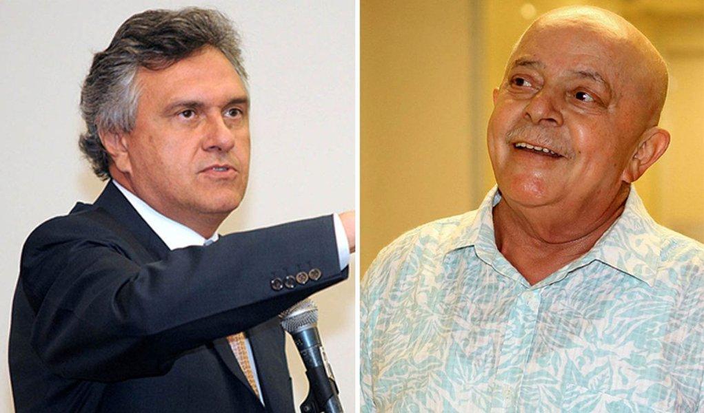 """Caiado, assim como Lula: """"Doa a quem doer"""""""