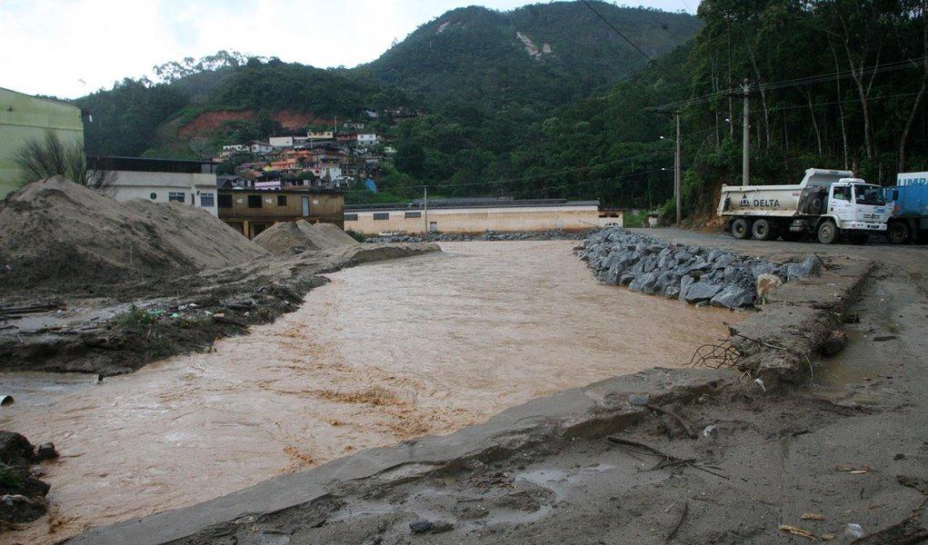 Seis municípios do Rio decretam situação de emergência