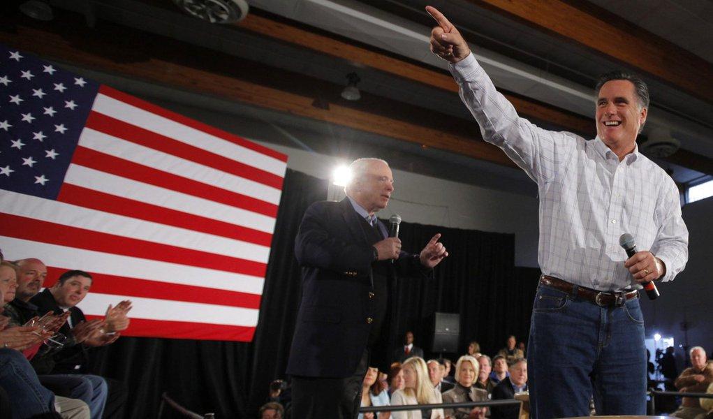 Republicanos disputam eleitorado em New Hampshire