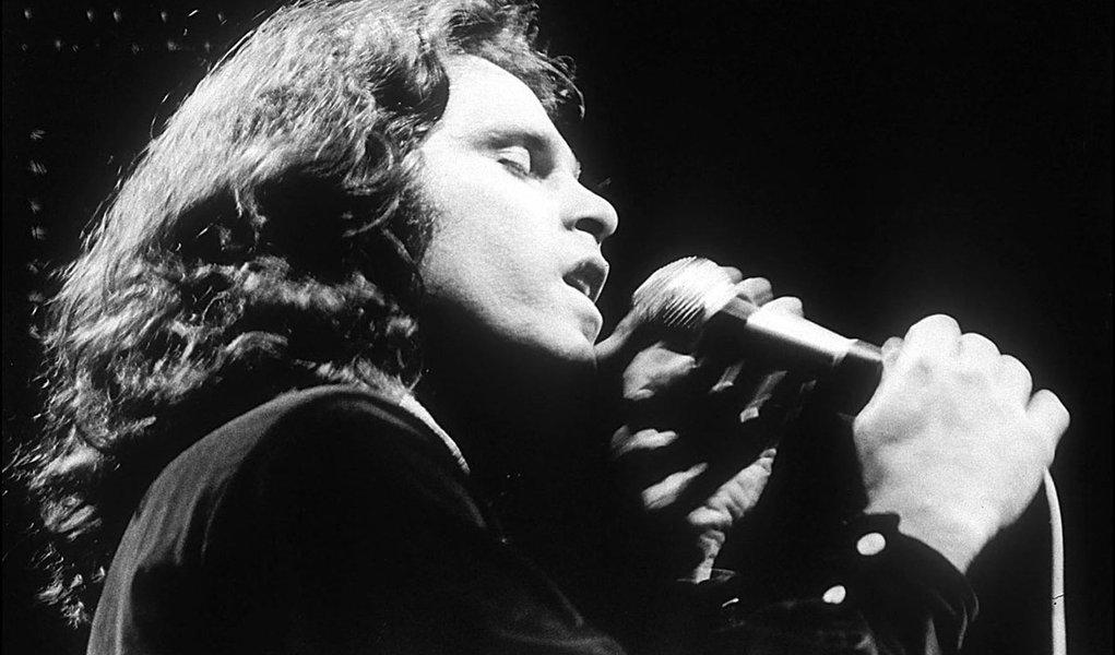 Jim Morrison ainda vende muito 40 anos depois de morto