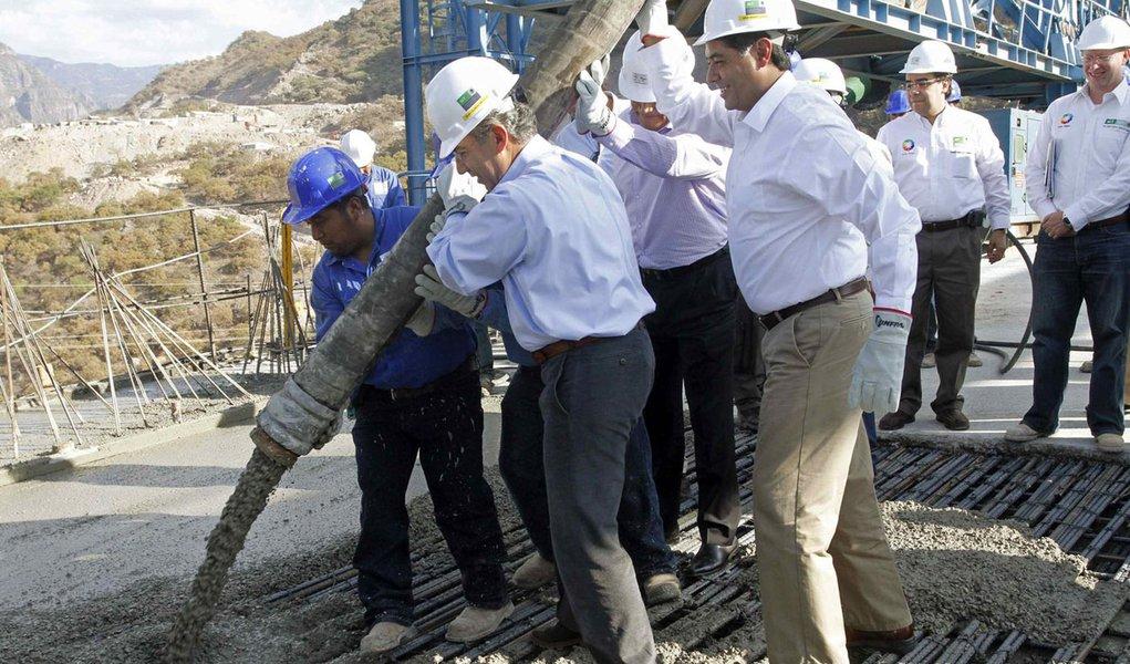 México inaugura ponte mais alta do mundo