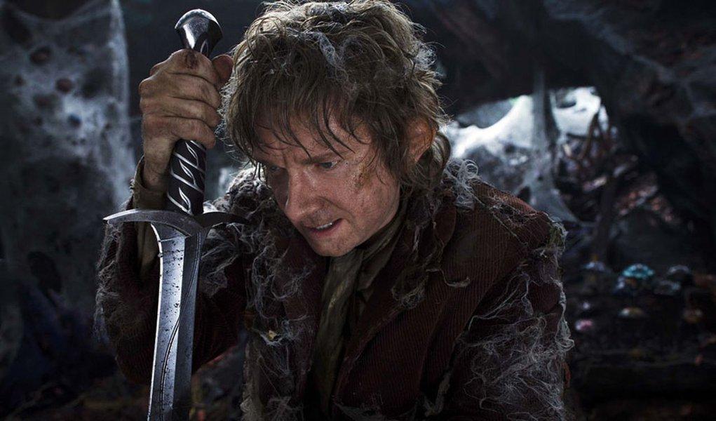 """""""O Hobbit"""" segue liderando bilheterias nos EUA"""