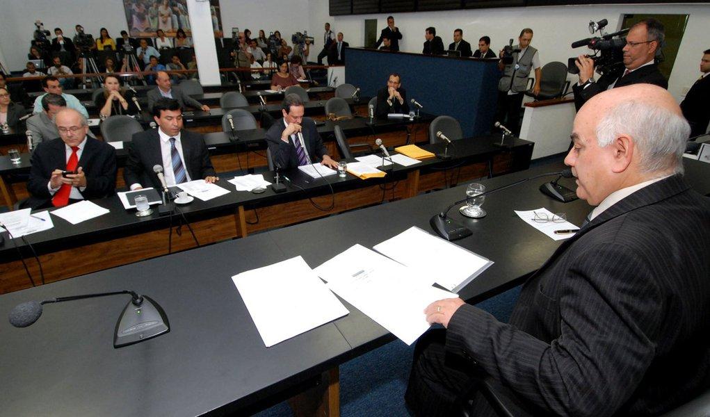 CPI retoma trabalhos com três depoimentos hoje