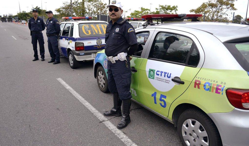 Guarda Municipal do Recife terá direito a porte de arma