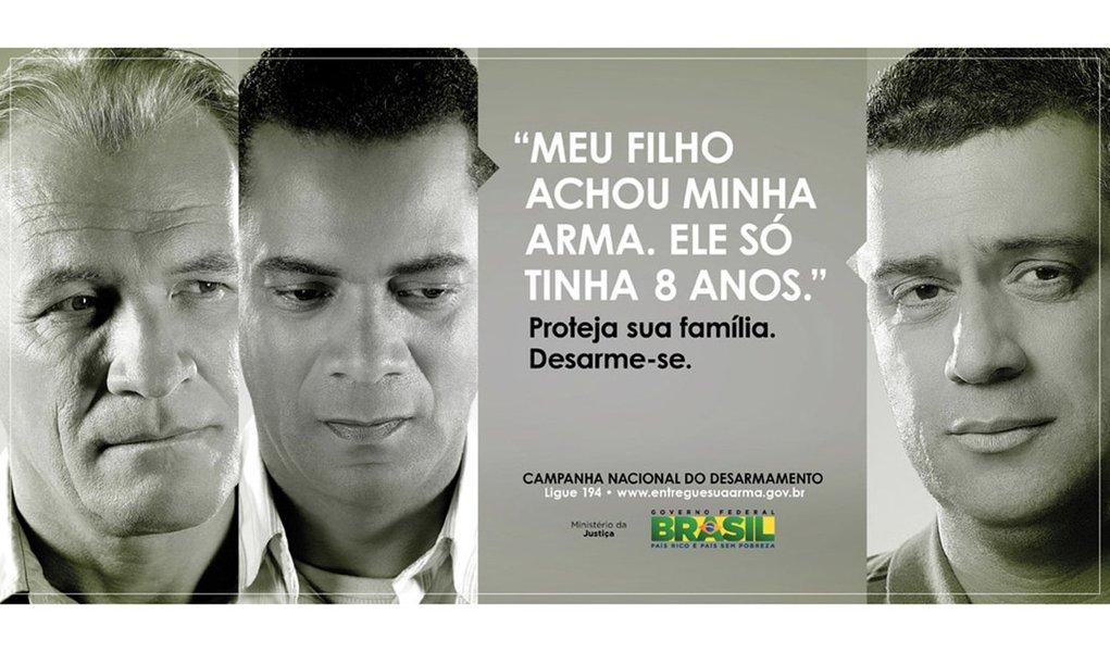Estadão critica campanha do desarmamento