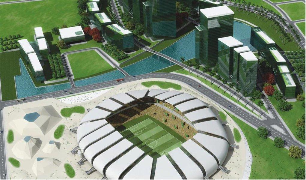 Arena das Dunas, em Natal, terá quarto turno de trabalho