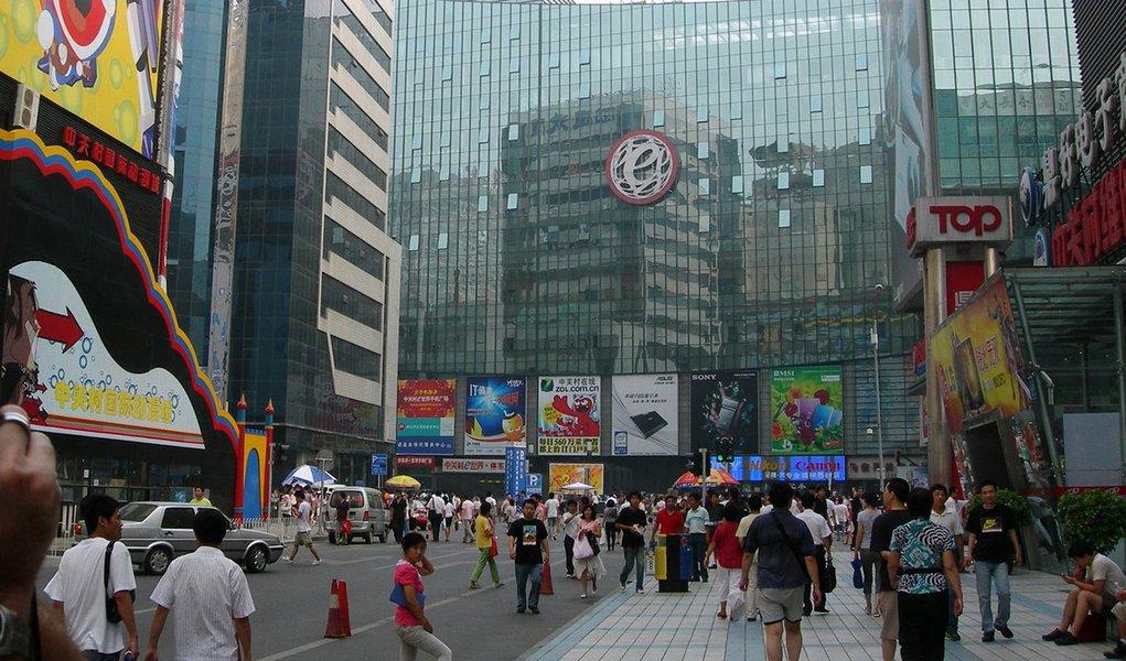 Bolha imobiliária chinesa ameaça o mundo em 2013