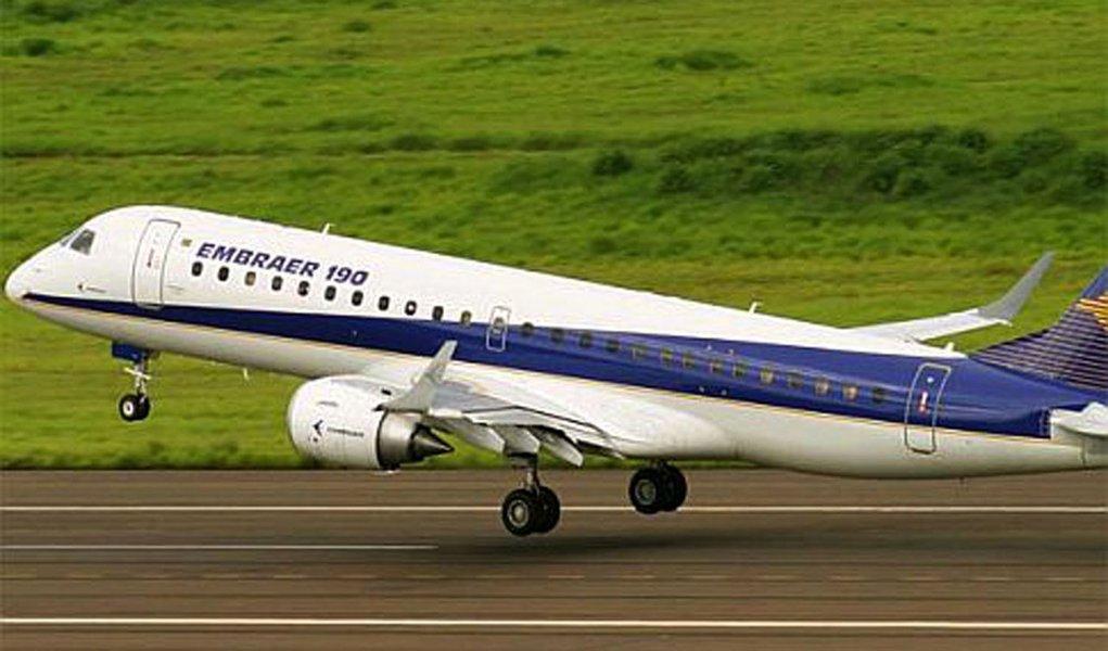 Embraer vende 20 aviões à Venezuela