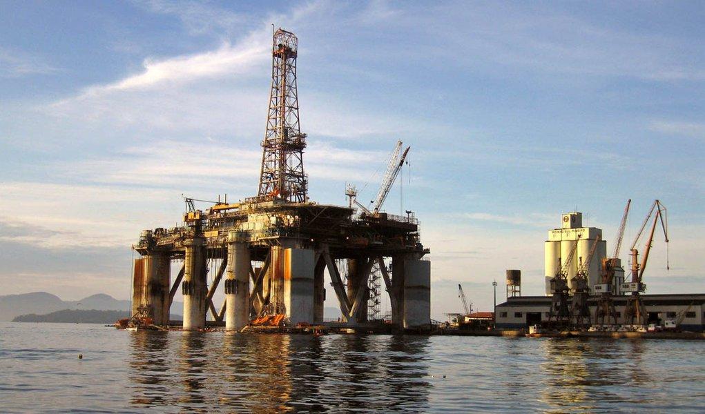 Produção de petróleo da Petrobras cai 1,5% em junho
