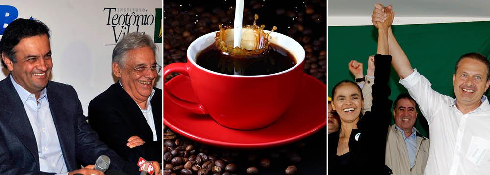 Chapa café-com-leite se impõe a Aécio contra PSB