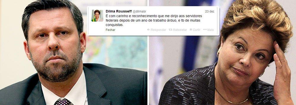 Sampaio cumpre promessa e vai à PGR contra Dilma
