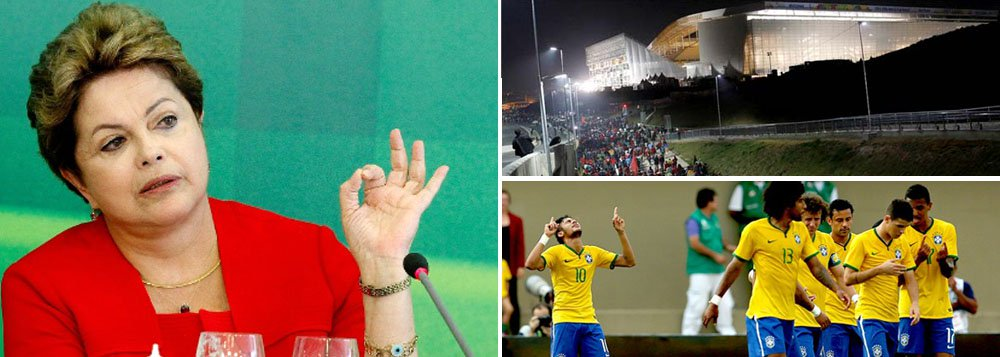 Dilma quer incluir MTST no Minha Casa, Minha Vida