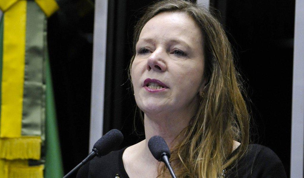 PT volta atrás e abre coligação para a senadora Vanessa Grazziotin