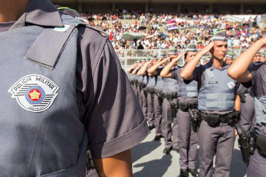 Polícia de São Paulo é recordista em mortes