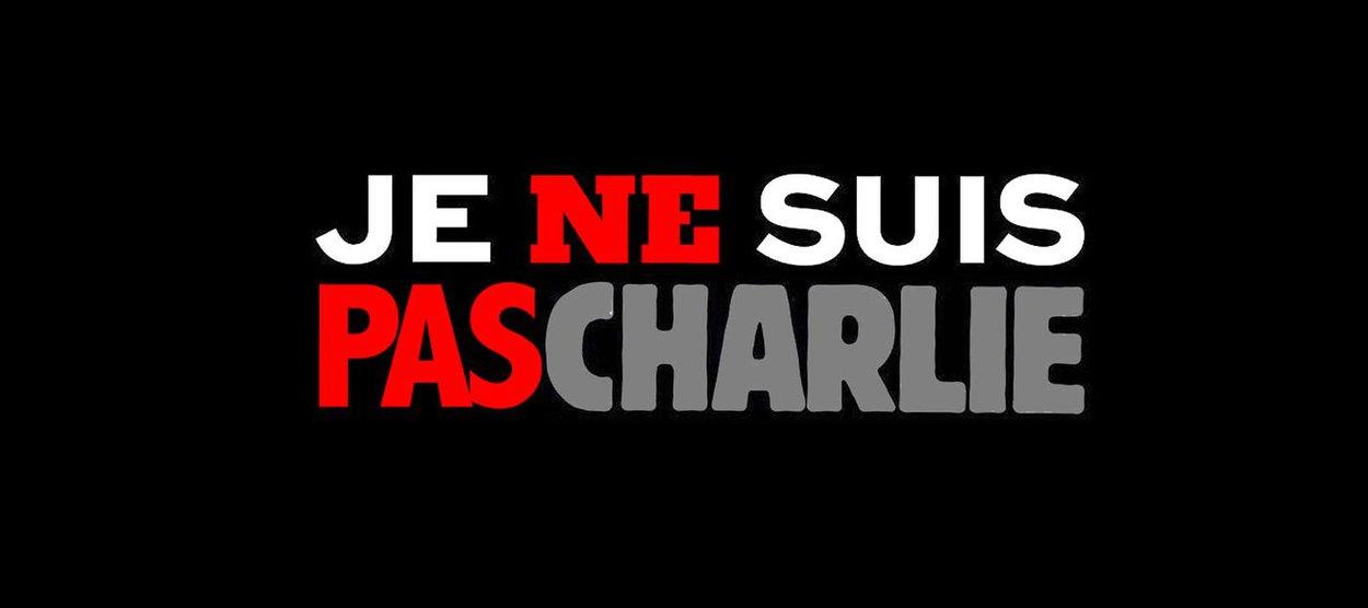 Porque eu não sou Charlie