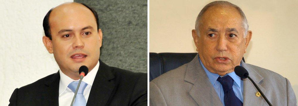 Ex-governadores do Tocantins são alvo de ação da PF