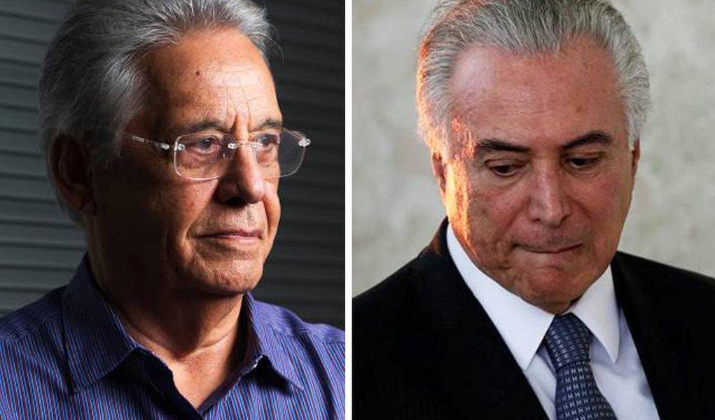Delações da Lava Jato devem criar problemas para PMDB e PSDB