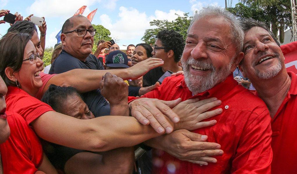 Sindicalistas criam campanha internacional para defender Lula