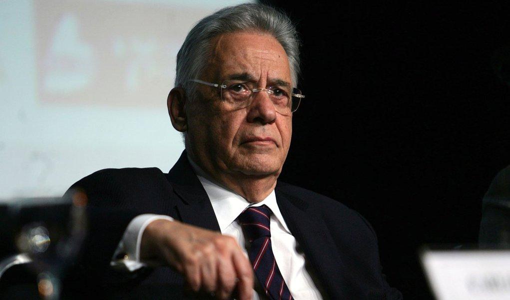 FHC: com Lula, o PT é um perigo nacional
