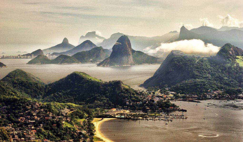 Rio de Janeiro continua sendo o destino mais procurado do país