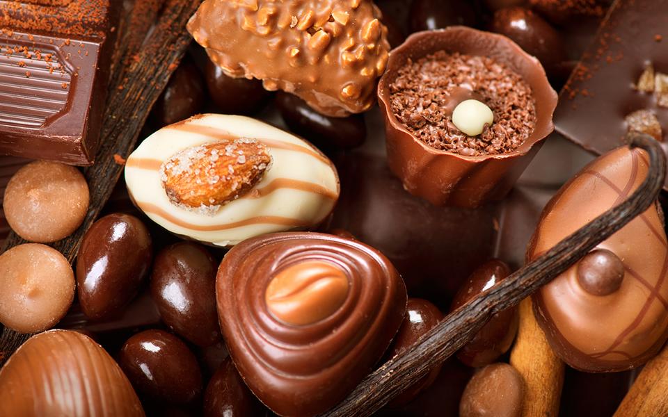 Virtudes do chocolate. Ele estimula a nossa capacidade intelectual