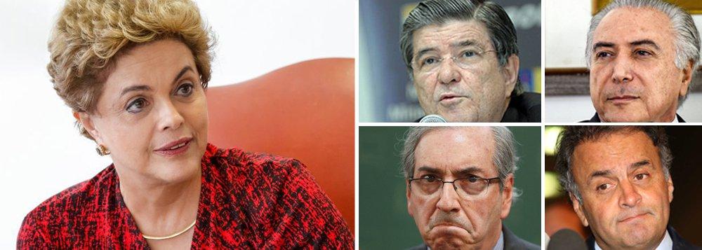 Fortaleza moral de Dilma pode salvar a democracia
