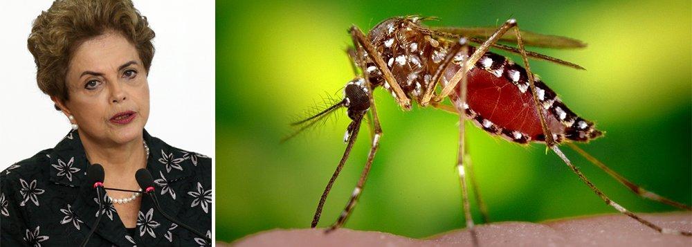 Dilma procura líderes religiosos na luta contra dengue