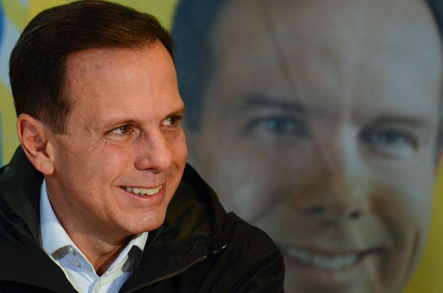 Doria quer subsídio federal contra aumento da tarifa de ônibus em SP